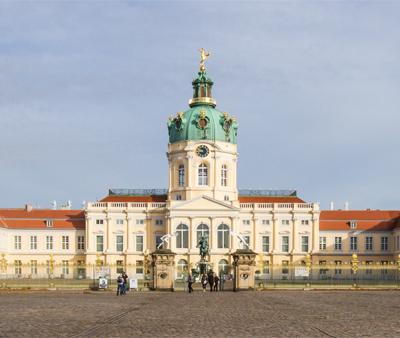 möblierte Wohnung Berlin-Charlottenburg Schloss Charlottenburg