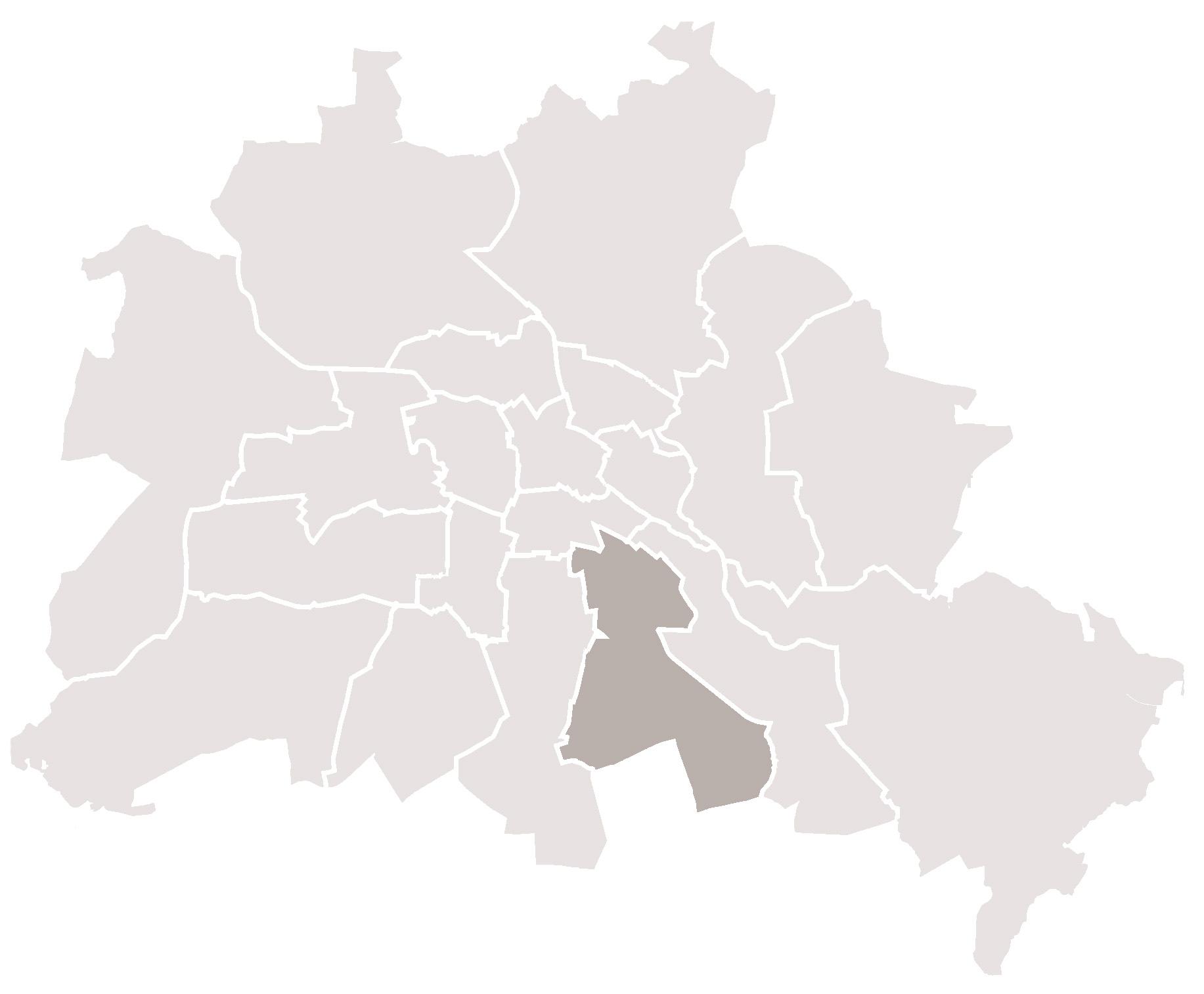 Berlin Neukölln Karte