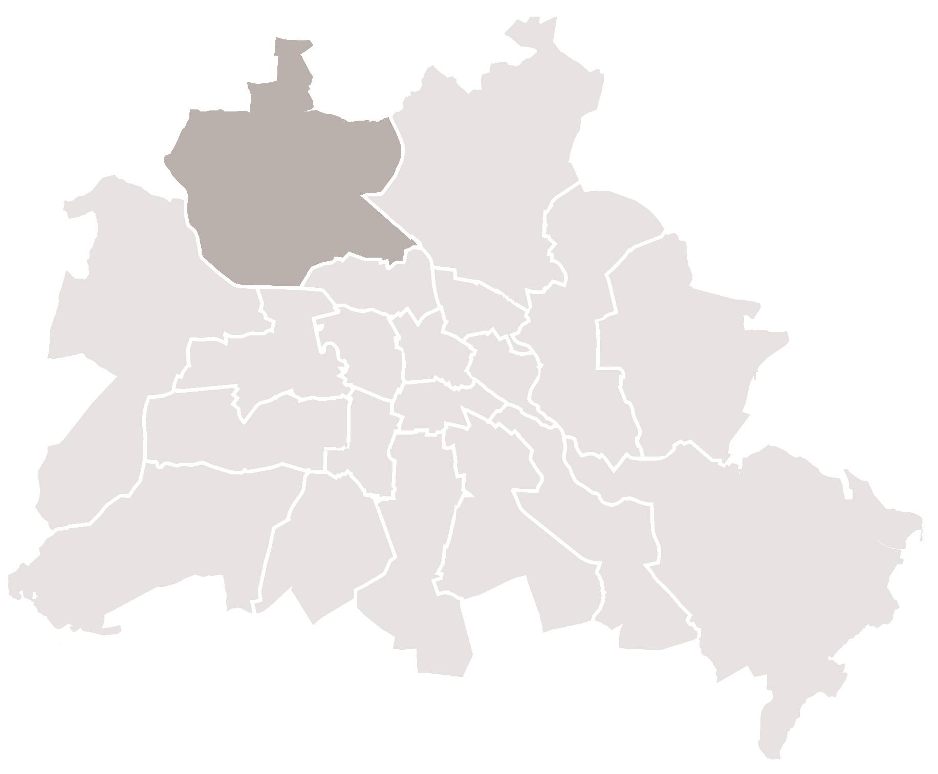 Berlin Reinickendorf Karte
