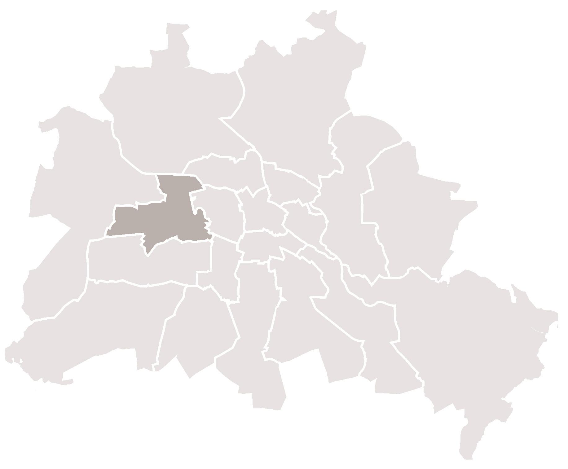 Berlin Wilmersdorf Karte