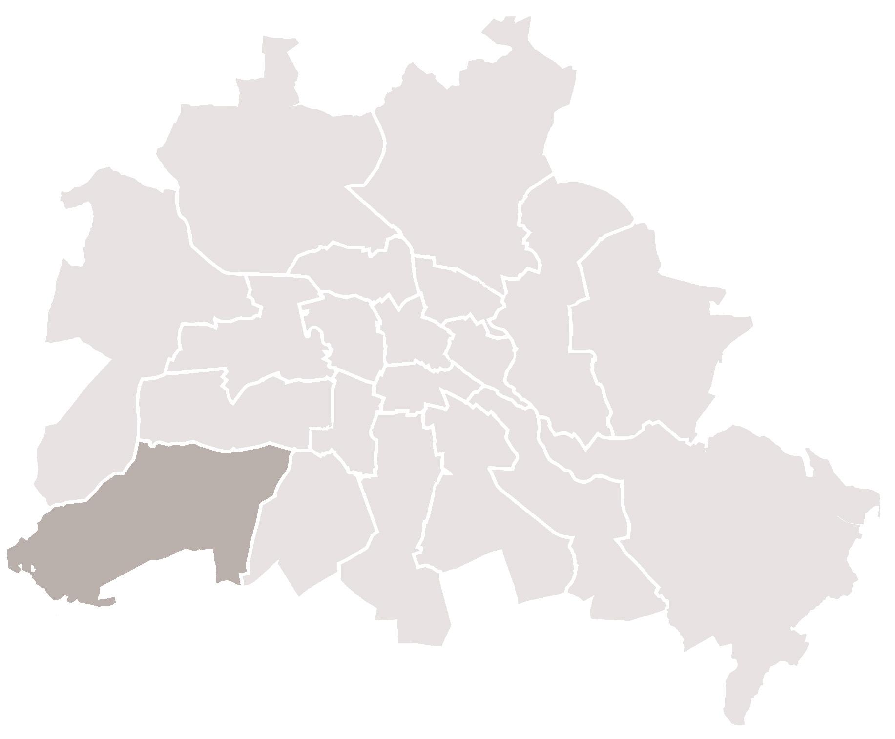 Berlin Zehlendorf Karte