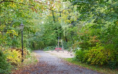Wohnen auf Zeit Berlin-Spandau Wald
