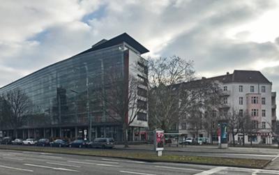 Wohnen auf Zeit Berlin-Wedding Straße