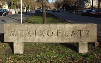 Wohnen auf Zeit Berlin-Zehlendorf Mexikoplatz