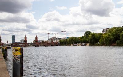 Wohnen auf Zeit Berlin-Friedrichshain Spree