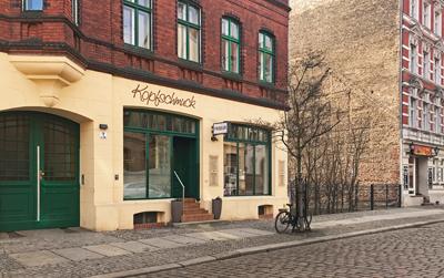 Wohnen auf Zeit Berlin-Köpenick Friseur