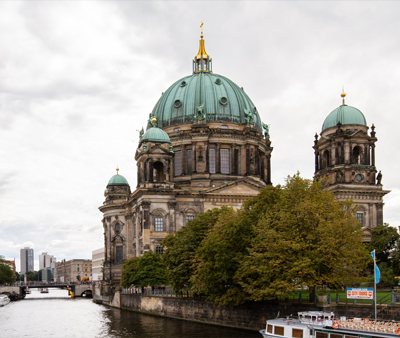 Wohnen auf Zeit Berlin-Mitte Dom