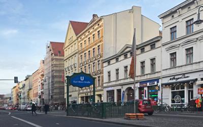 Wohnen auf Zeit Berlin-Neukölln Karl-Marx-Straße