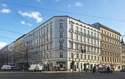 Möblierte Wohnung Berlin Prenzlauer Berg Straße