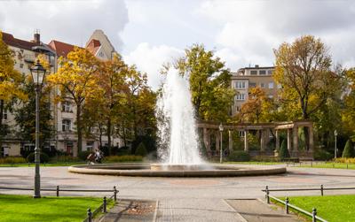 Wohnen auf Zeit Berlin-Schöneberg Viktoria-Luise-Platz