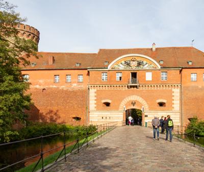 Wohnen auf Zeit Berlin-Spandau Zitadelle