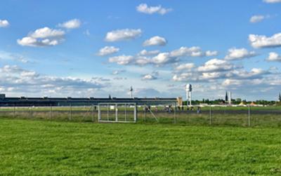 Wohnen auf Zeit Berlin-Tempelhof Tempelhofer Feld