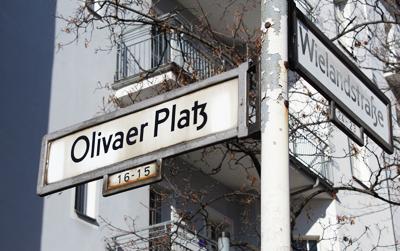 Wohnen auf Zeit Berlin-Wilmersdorf Olivaer Platz