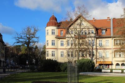 Wohnen auf Zeit Berlin-Zehlendorf Park