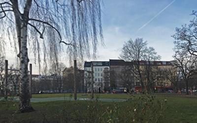 Wohnen auf Zeit Berlin-Friedrichshain Park