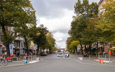 Wohnen auf Zeit Berlin-Schöneberg Nollendorf-Platz